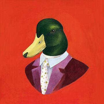 Mallard Duck by AnimalCrew