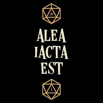 Alea Iacta Est The Die is Cast de pixeptional