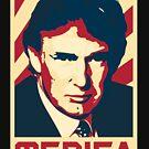 Donald Trump Retro Propaganda by idaspark