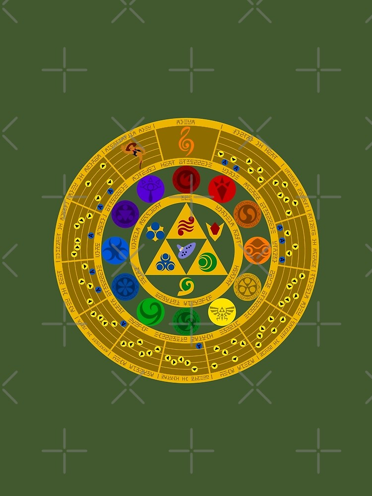 Wheel of the Hero of Time by turpinator