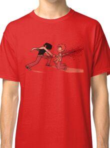 Crimson Game Over Classic T-Shirt
