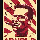 Arnold Retro Propaganda by idaspark