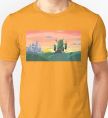 Sunset Time Unisex T-Shirt