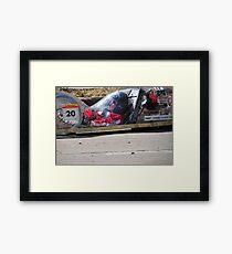 Eco Racer Framed Print