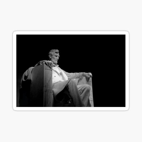 ~Lincoln by Night~ Sticker