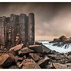 Bombo Quarry Storm by STEPHEN GEORGIOU PHOTOGRAPHY