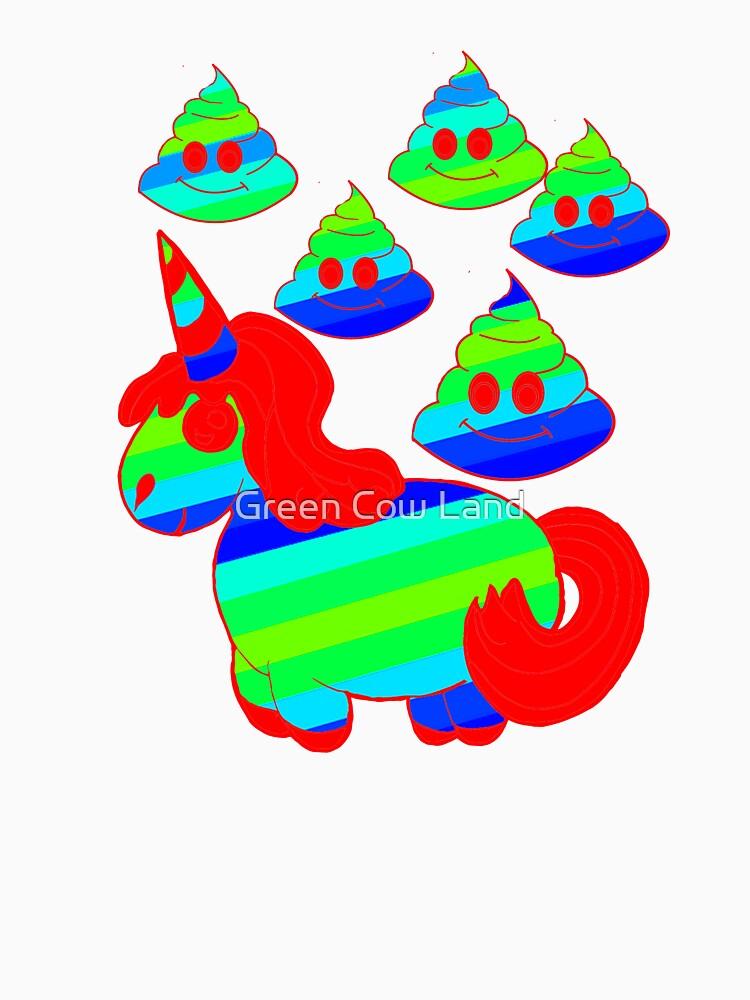 Chubby dfd Silly Unicorn1 von KaylinArt
