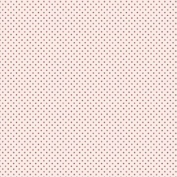 Trendy Rose Gold Geometric Polka Dots Glitter Pattern by jollypockets