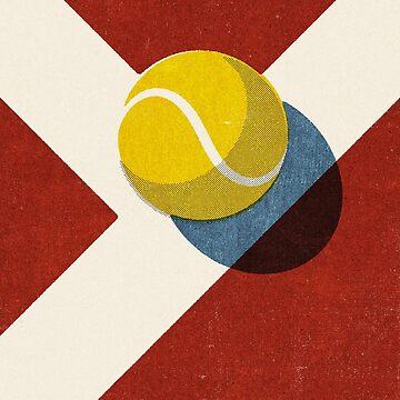BALLS / Tennis (Clay Court) by danielcoulmann