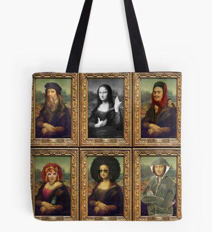 Moaning Lisas Tote Bag