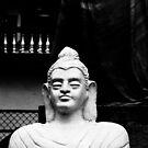dalit buddha by Ursa Vogel