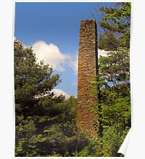 Claryville Tannery Remains Poster