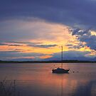 Cloudy sunset by Stefano  De Rosa