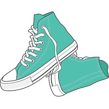 Zapato popular del trullo del vintage retro de tlaprise