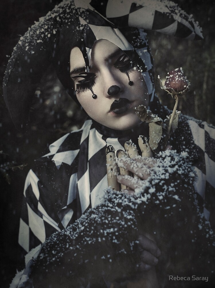 «Pierrot» de Rebeca Saray