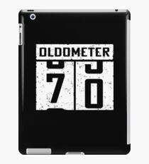 Vinilo o funda para iPad Regalo Oldometer 70