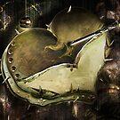 Metal Heart by Cornelia Mladenova