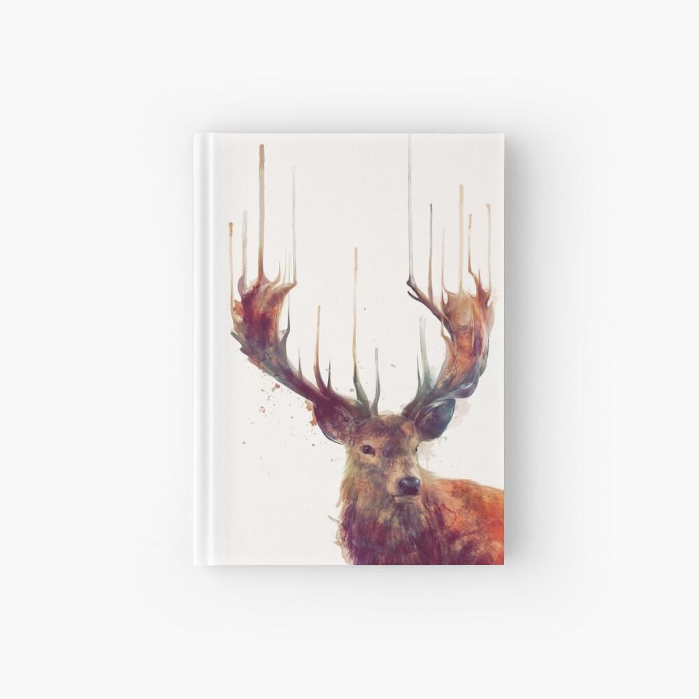 Red Deer Hardcover Journal