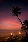 Vembanad Sunset by Vikram Franklin