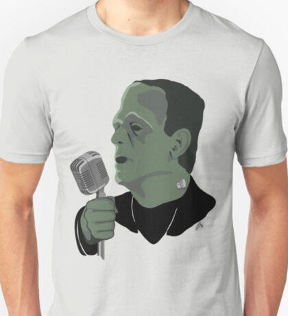 Frank Sings T-Shirt