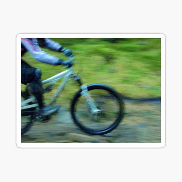 Speed Bike Sticker