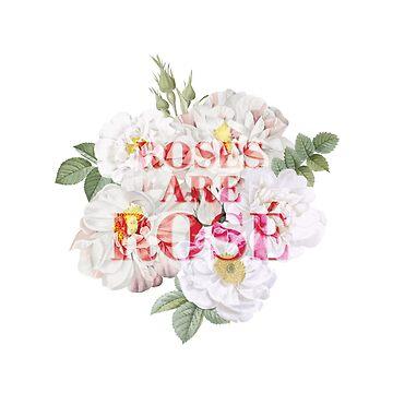 Rosen sind Rosie von nurfzr