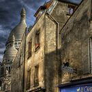 Montmartre, Paris by laurentlesax