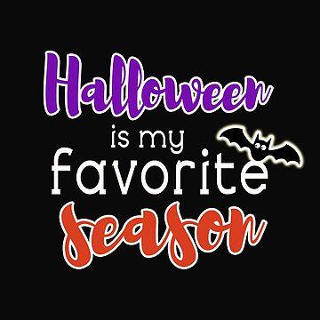Halloween is my Favorite Season by 64thMixUp