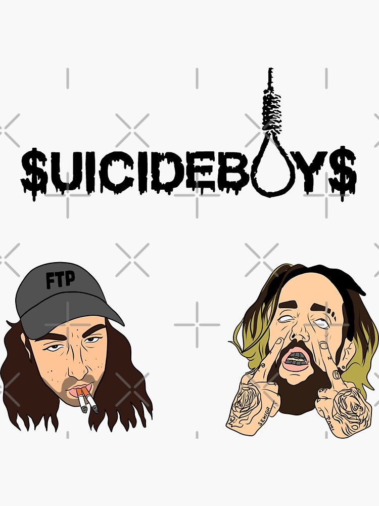 $uicideboy$ by daisy-sock