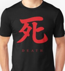 Sekiro: Tod Slim Fit T-Shirt