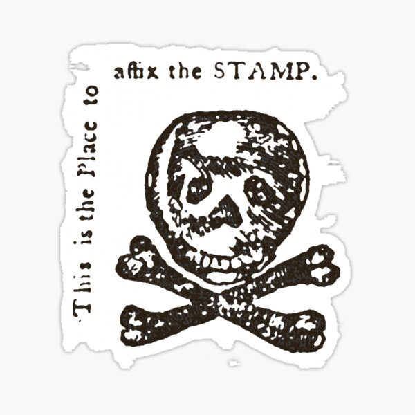 The Dreaded Stamp! Sticker