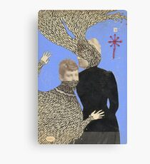 Sisters of the Wind Canvas Print