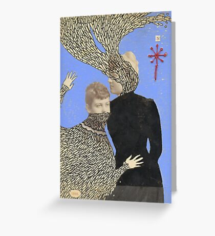 Sisters of the Wind Greeting Card