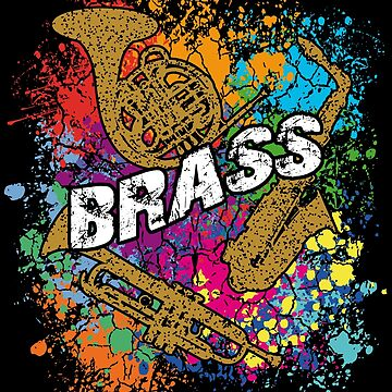 Trumpet, Saxophone, Horn - BRASS by Vectorbrusher