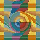 Colour Revolution Square FOUR by BigFatArts