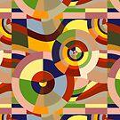 Colour Revolution Square FIVE by BigFatArts