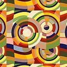 Colour Revolution Square SIX by BigFatArts