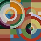 Colour Revolution Square EIGHT by BigFatArts