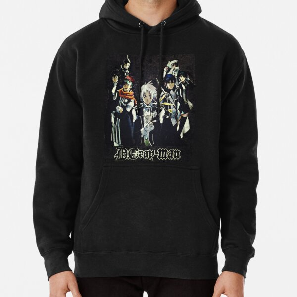 D. Gray Man - Group Pullover Hoodie