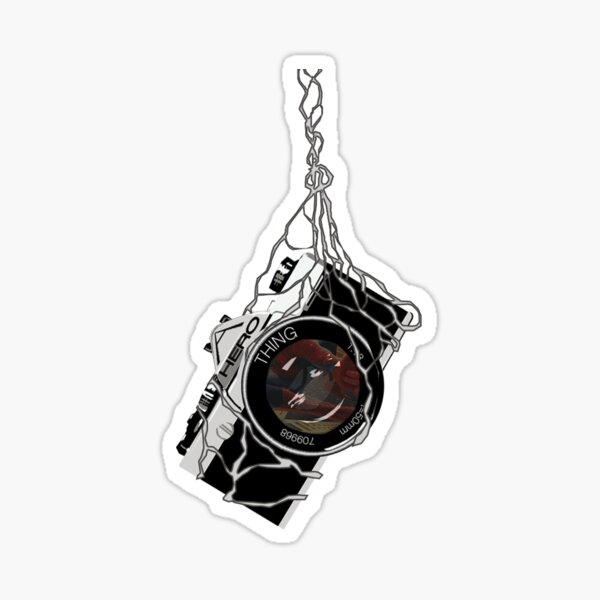 A Special Camera Angle Sticker