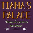 Tiana's Palace by disneyinyourday