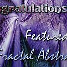 Fractal Abstracts Feature banner by rocamiadesign