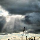 The Sky 5-10-2010 by NancyC