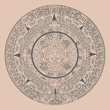 Aztec Calender History by AAAlves