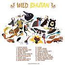 Wild Bhutan by rohanchak
