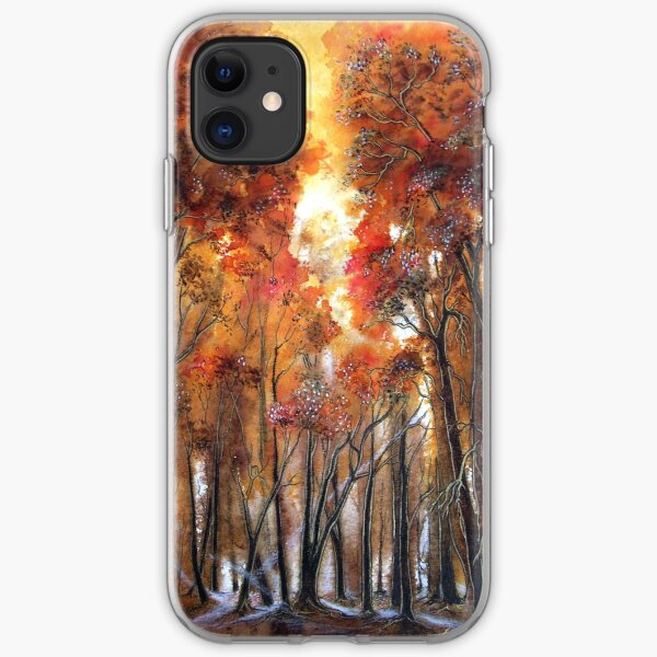 Timeless Trees iPhone Soft Case