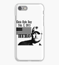 Chris Kyle RIP v2 iPhone Case/Skin
