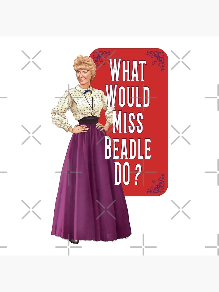 What would Miss Beadle do ? by erikebec