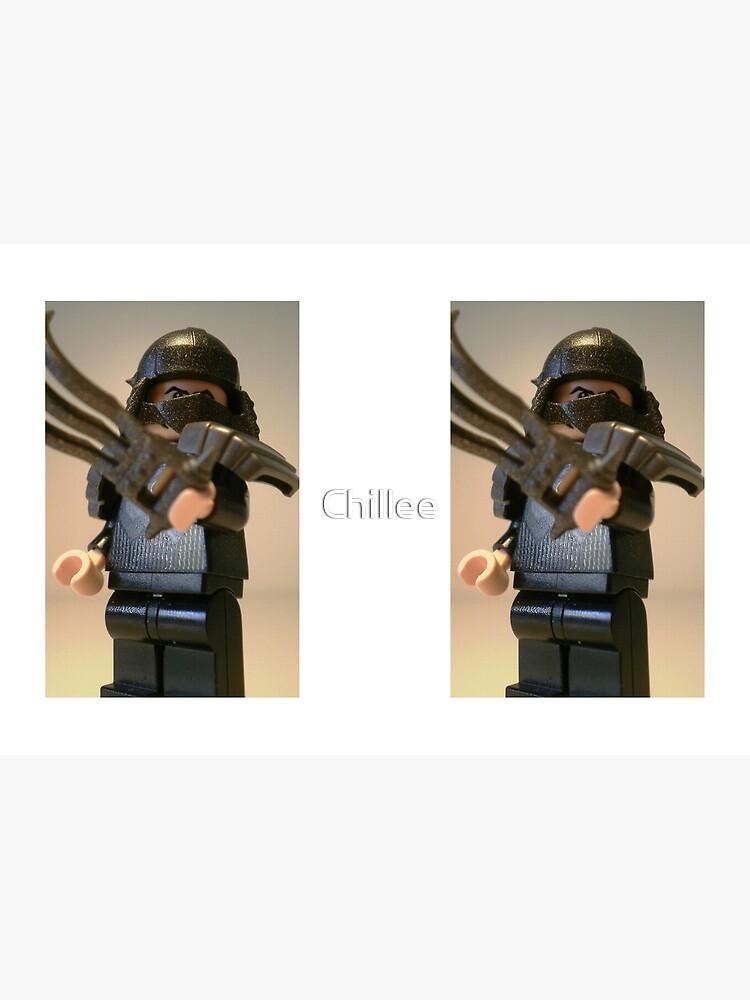 TMNT Teenage Mutant Ninja Turtles Master Shredder Custom Minifigure iPhone Case 'Customize My Minifig' von Chillee