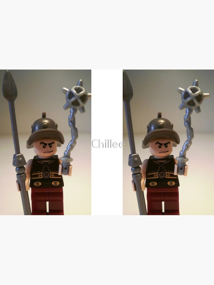 Gladiator 'Cracalla the Gladiator' Custom Minifigure von Chillee